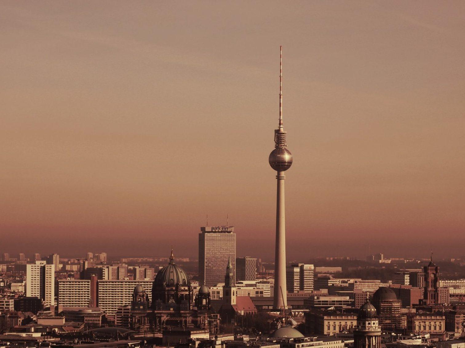Bild Skyline Berlin