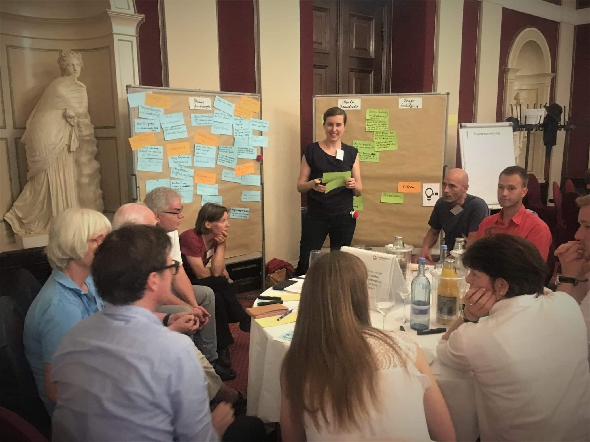 Bild Regionalkonferenz Schwerin