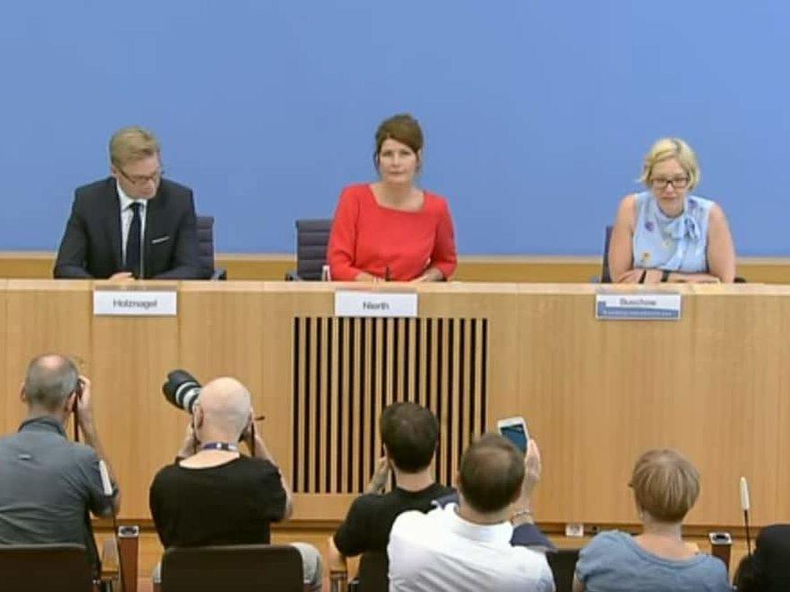 Bild Pressekonferenz