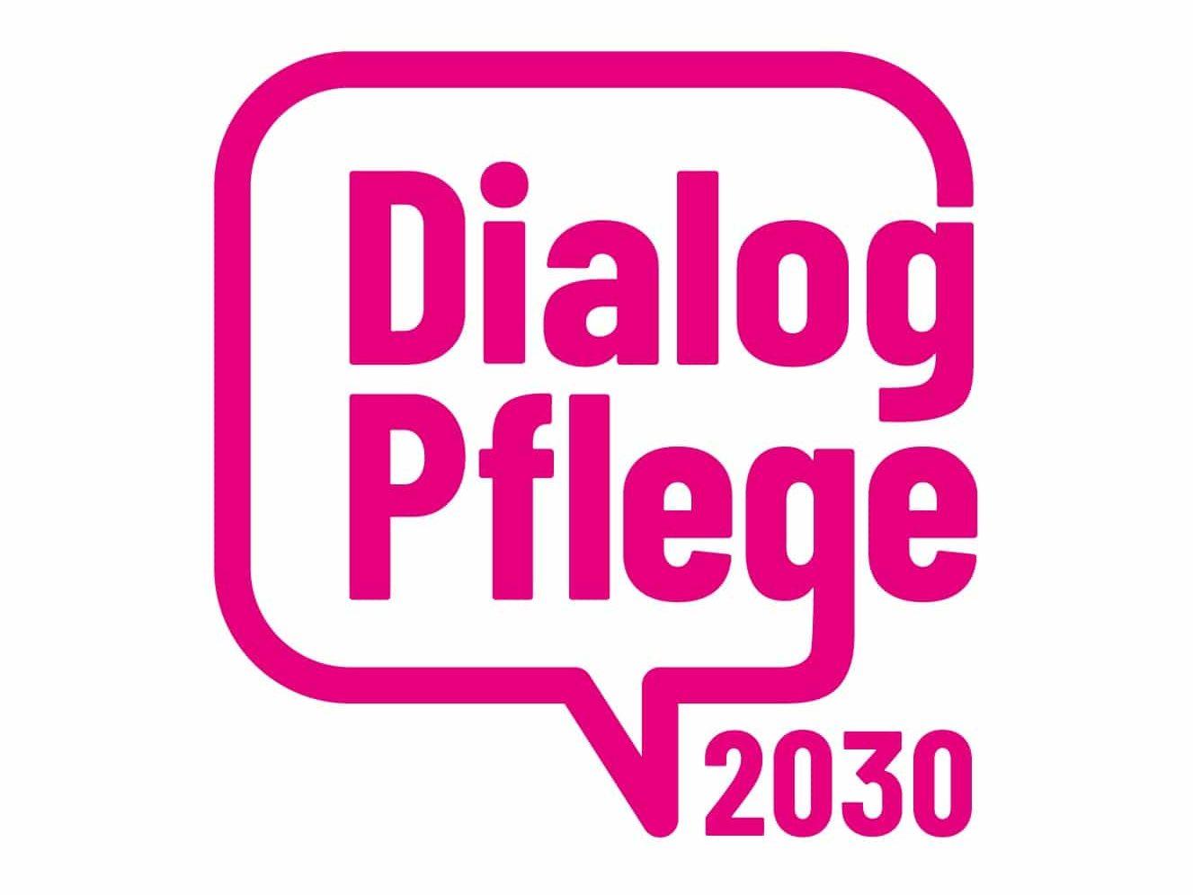 Logo Dialog Pflege 2030