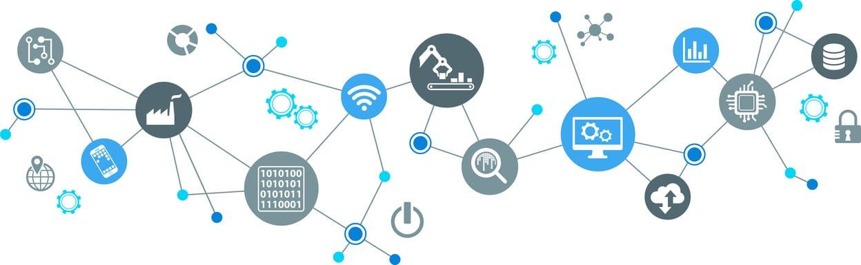 Grafik Bürgerdialog zur Zukunft des Internets