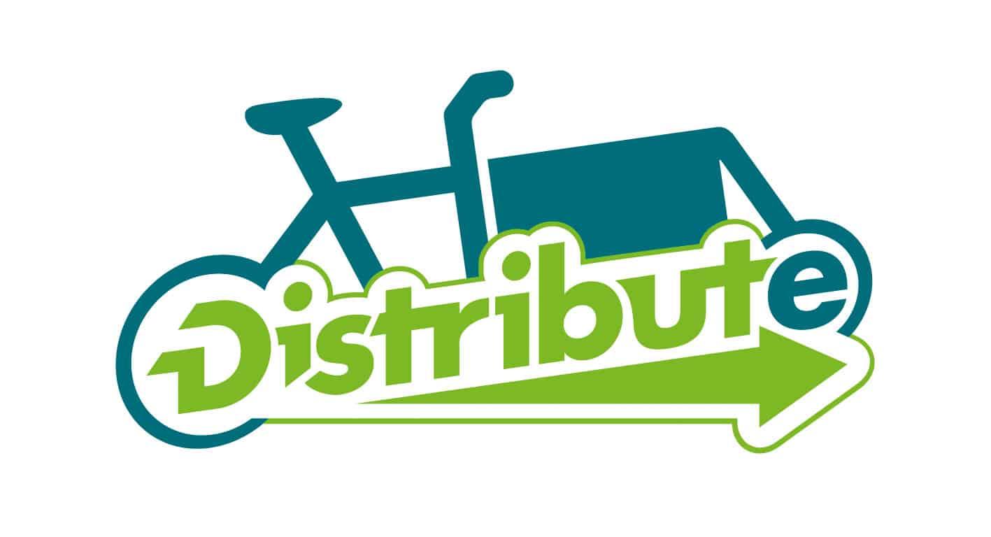 Projektlogo Distribute