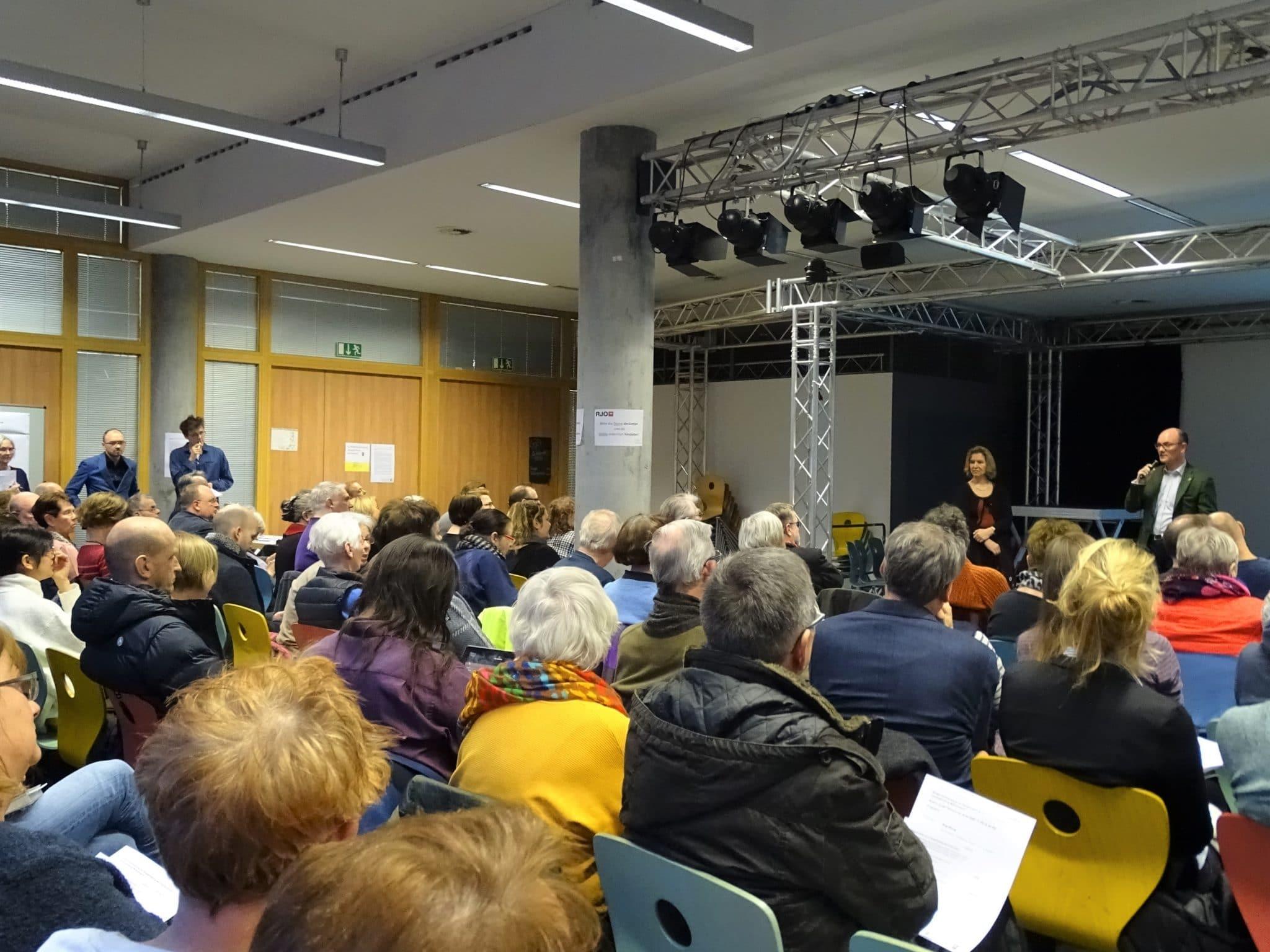 Bild Bürgerversammlung Preußenpark