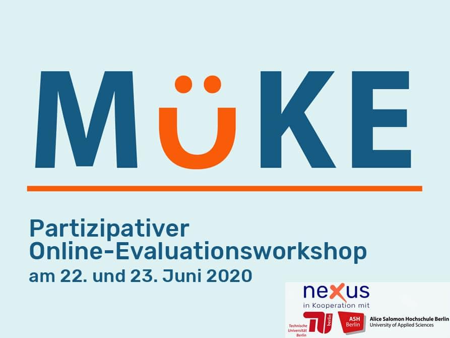 Bild MÜKE_Workshop